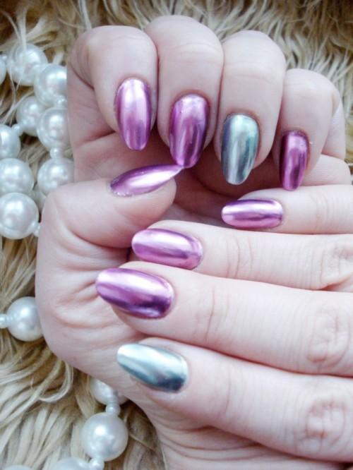 chrome nails manichiura (3)