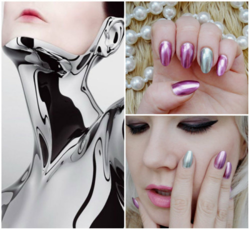 chrome nails manichiura (5)