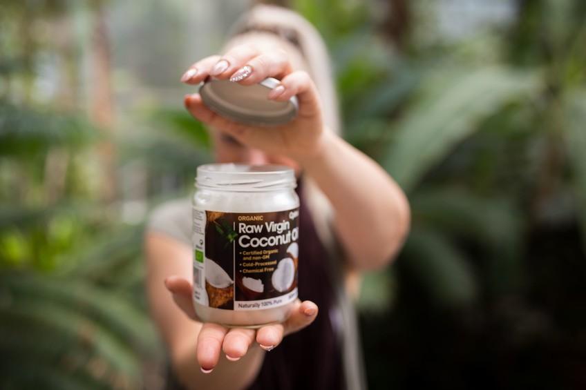ulei cocos bio