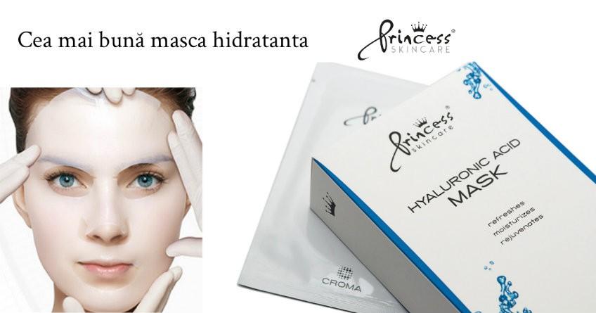 masca acid hialuronic