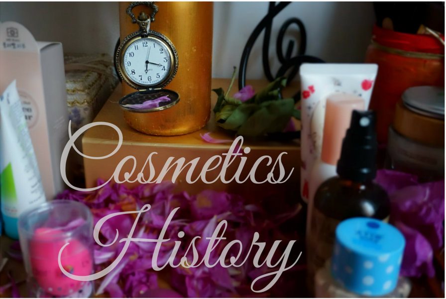 cosmetic history