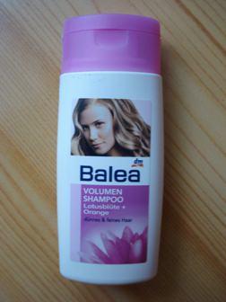 şamponel Balea Pentru Volum D O întrebare Sigina