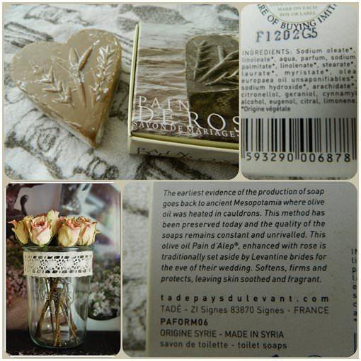 cattier biobeauty sapun