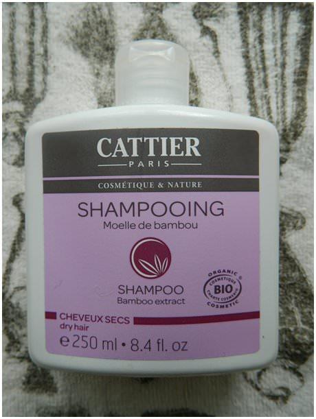 cattier shampoo