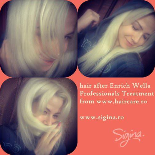enrich wella haircare