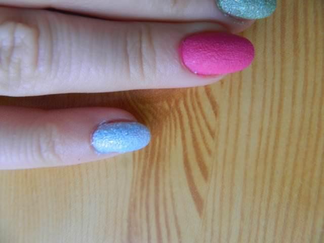golden rose holiday sand nails (17)