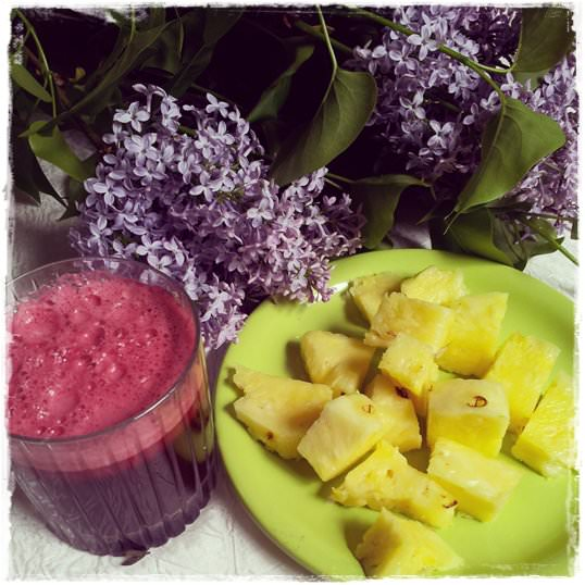 liliac healthy snack