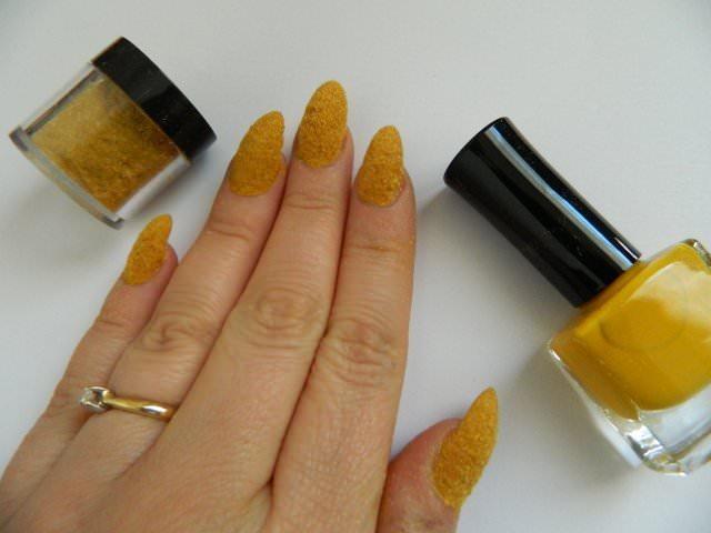 manichiura catifea velvet nails (5)