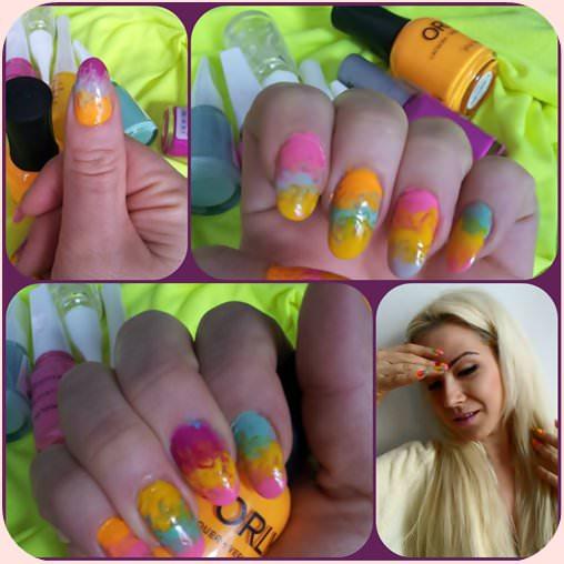 manichiura colorata 2