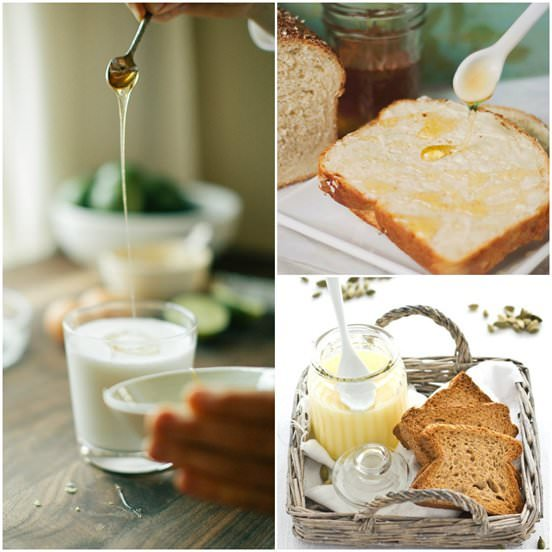 milk toast honey