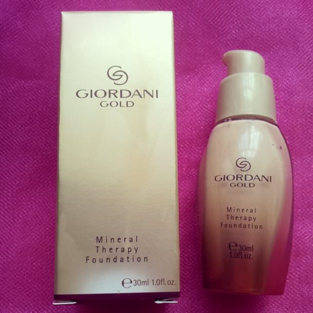 mineral therapy oriflame giordani (1)