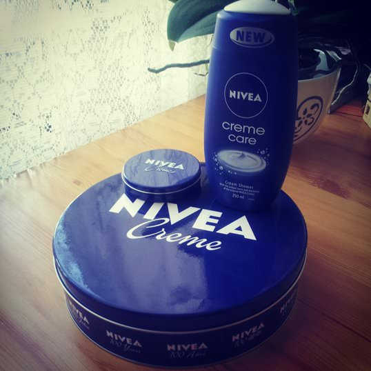 nivea creme care shower3