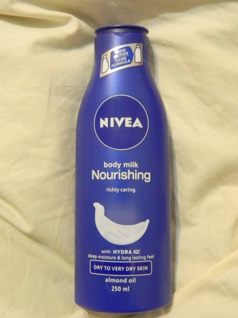 nivea lapte de corp (1)