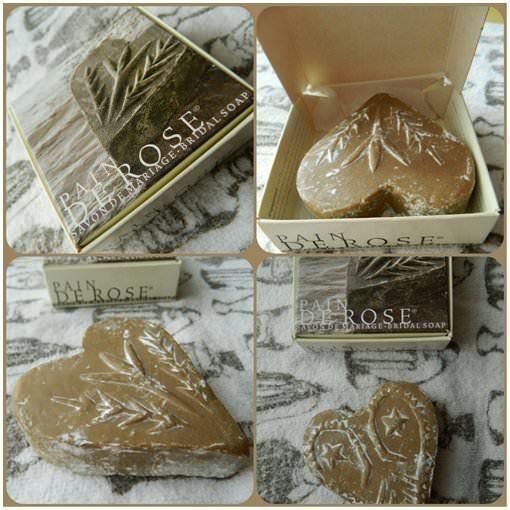 pain de rose biobeauty sapun