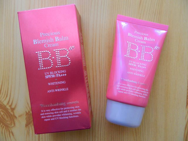 precious bb cream Woorihanbang Cosmetic (1)