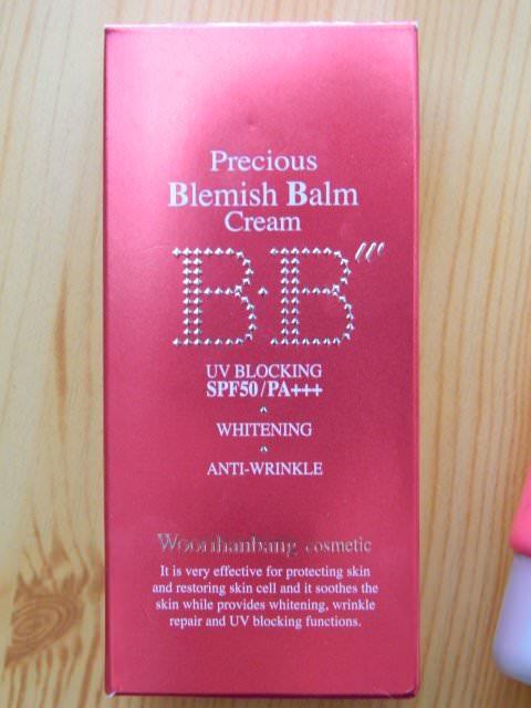 precious bb cream Woorihanbang Cosmetic (2)