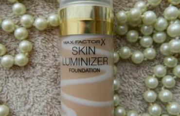 skin luminizer maxfactor 3