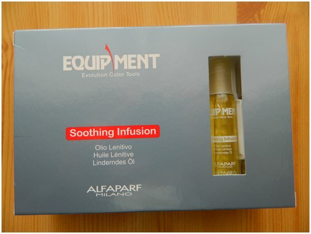 soothing infusion alfaparf